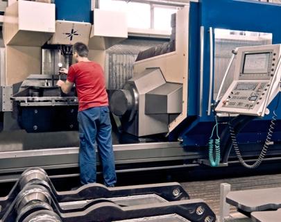 CNC frézar
